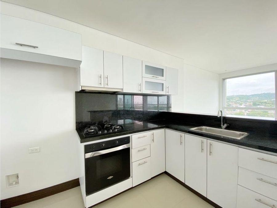 venta apartamento 3 alcobas en edificio milano el cabrero cartagena