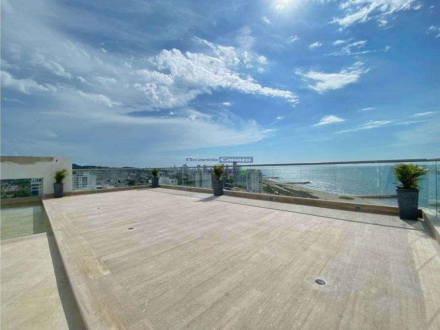 venta apartamento 2 alcobas en edificio ocean life crespo cartagena