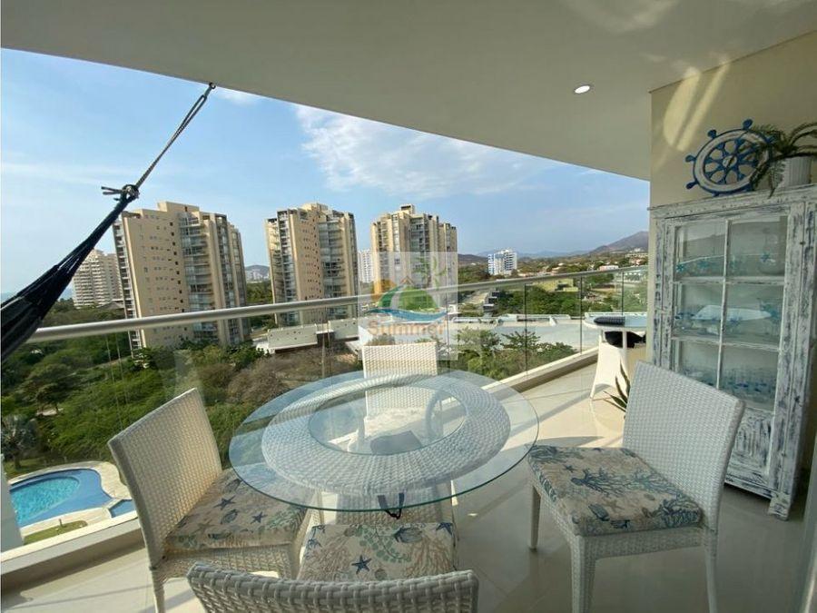 venta apartamento 2 alcobastorres del mar