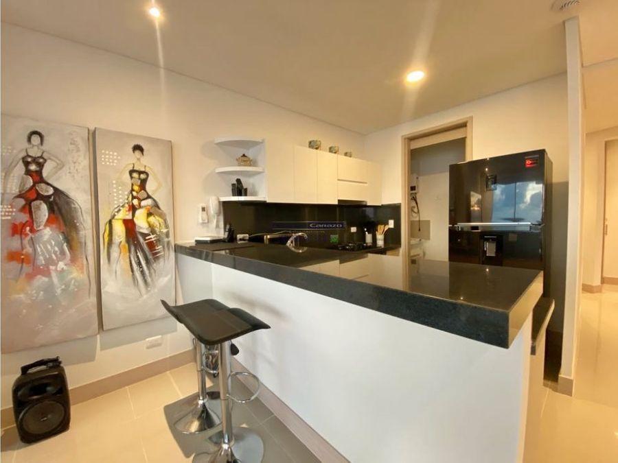 venta apartamento 2 habitaciones murano elite en bocagrande cartagena