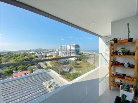 venta apartamento 2 habitaciones en ocean drive en crespo cartagena