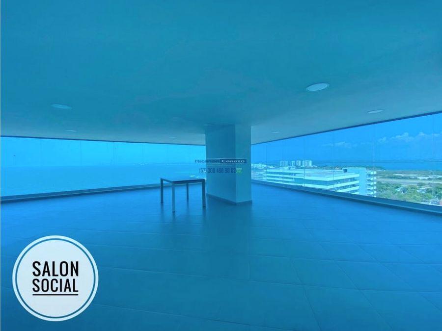 venta apartamento 2 habitaciones en isla taormina en crespo cartagena