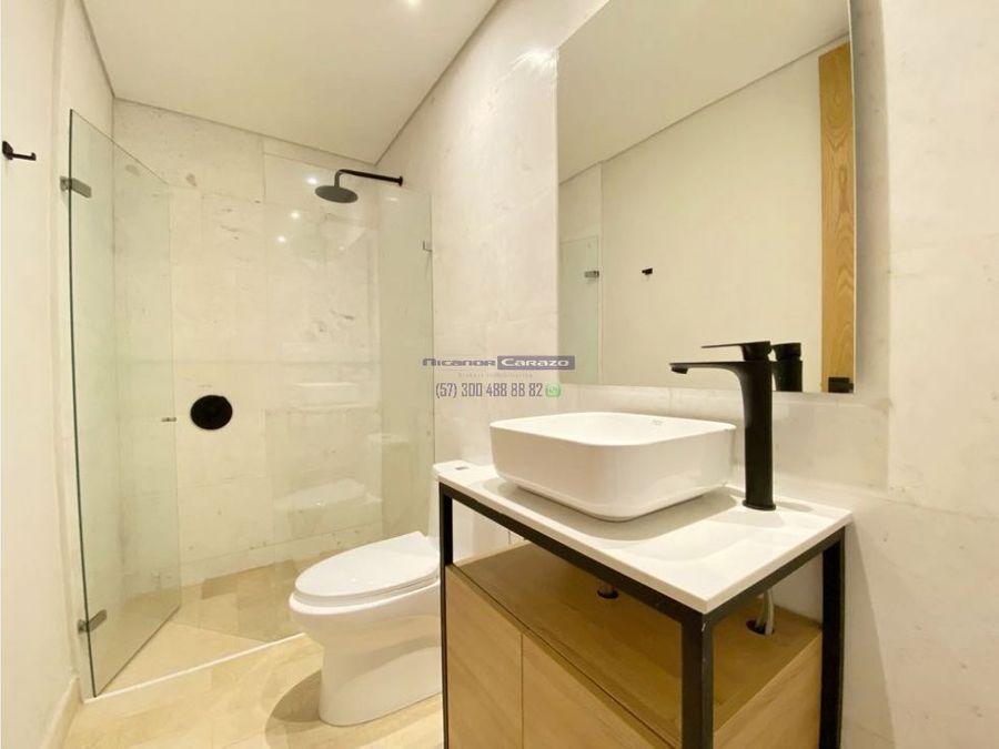 venta apartamento 2 habitaciones en getsemani casa pedregal cartagena