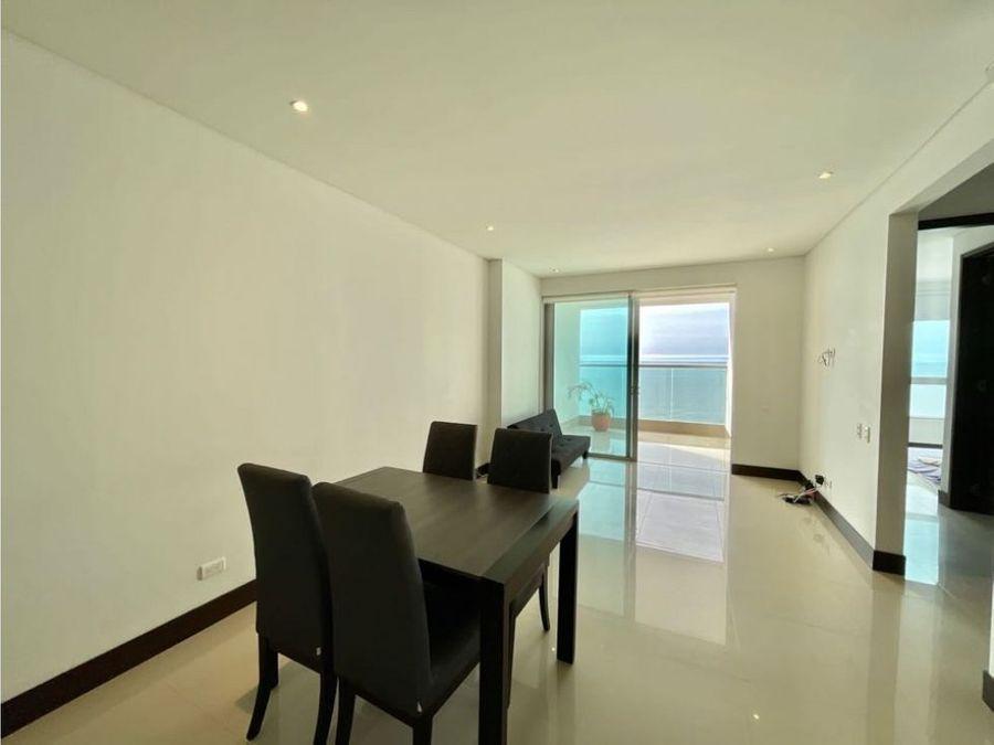venta apartamento 2 habitaciones edificio milano el cabrero cartagena
