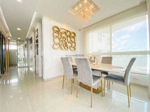 venta apartamento 3 alcobas edificio luna del mar en manga cartagena