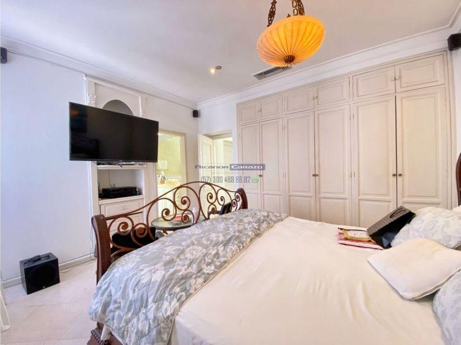 venta apartamento 3 alcobas edificio mar de leva bocagrande cartagena