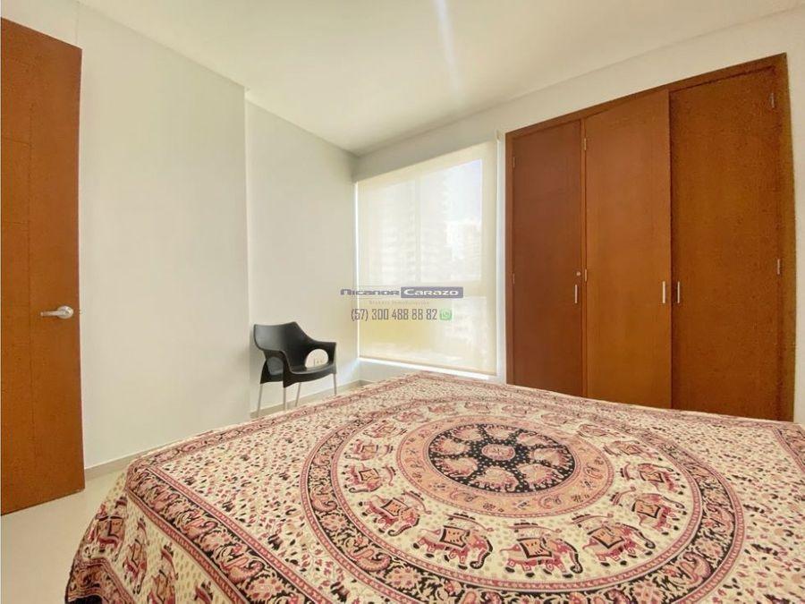 venta apartamento 3 alcobas edificio platino castillogrande cartagena