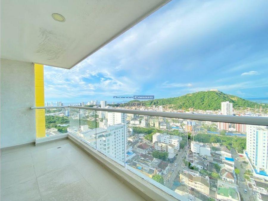 venta apartamento 3 alcobas edificio astorga 414 en manga cartagena