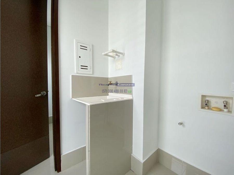venta apartamento 3 alcobas edificio sorrento el cabrero cartagena