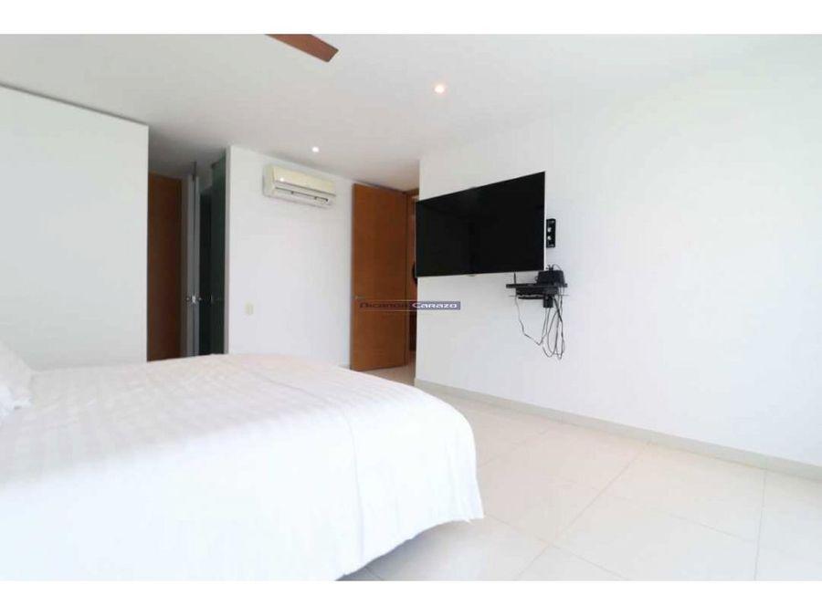venta apartamento 3 alcobas en karibana beach golf cartagena