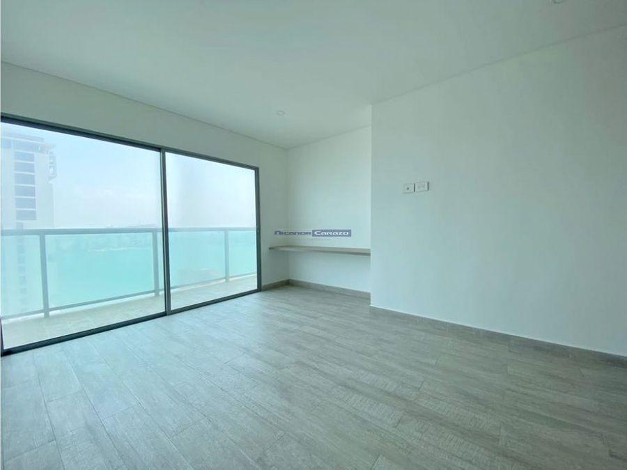 venta apartamento 3 alcobas en infinitum en bocagrande cartagena