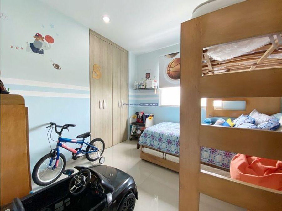 venta apartamento 3 alcobas en terrazas de los alpes en cartagena