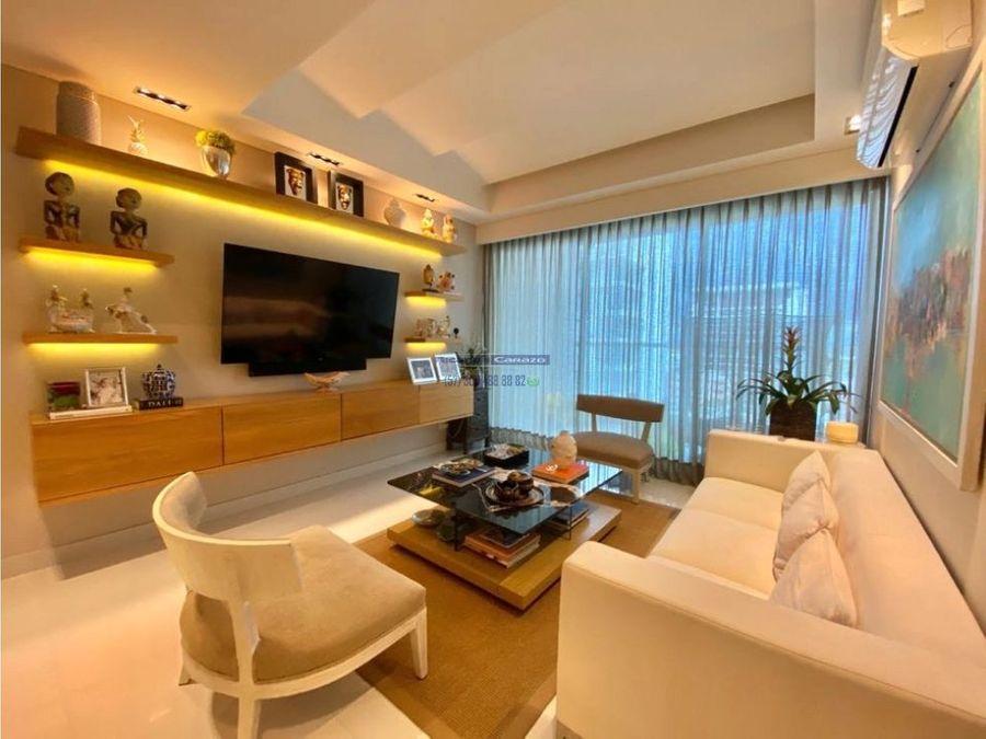 venta apartamento 3 alcobas en edificio cibeles en crespo cartagena