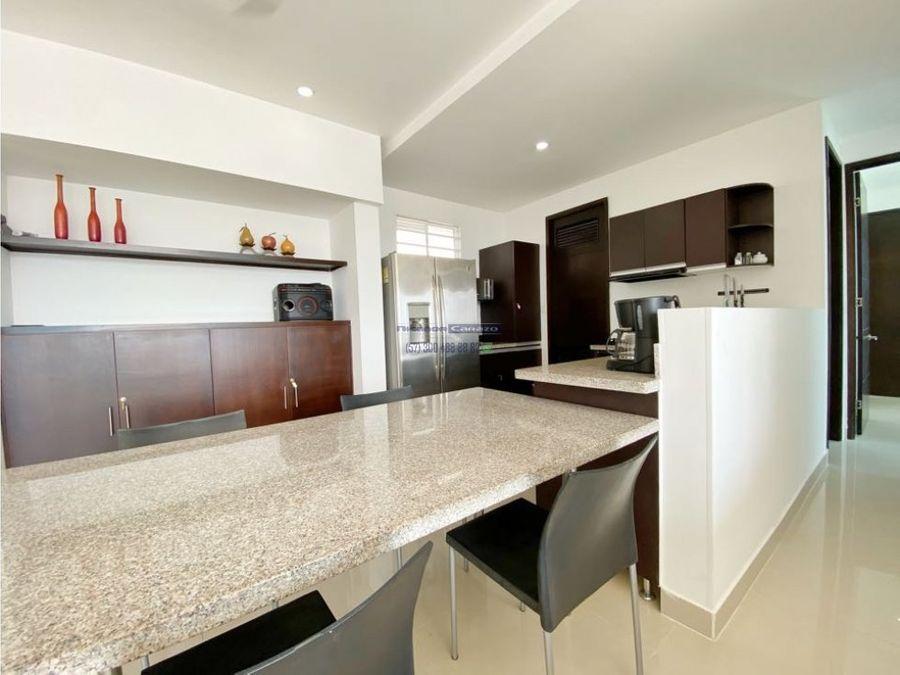 venta apartamento 3 alcobas en terrazino ii en la boquilla cartagena