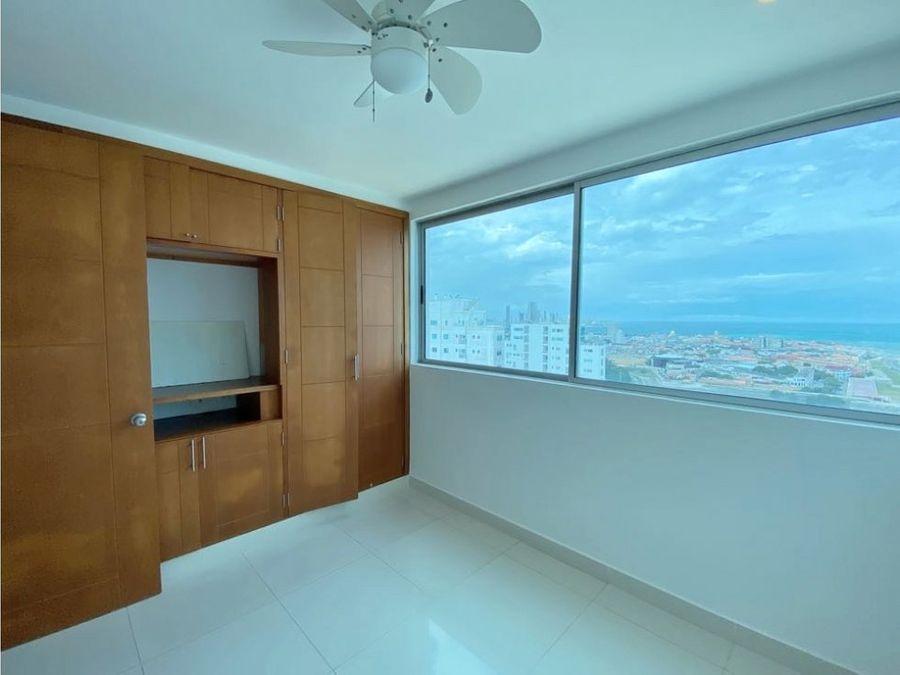 venta apartamento 3 alcobas en edificio zafiro el cabrero cartagena