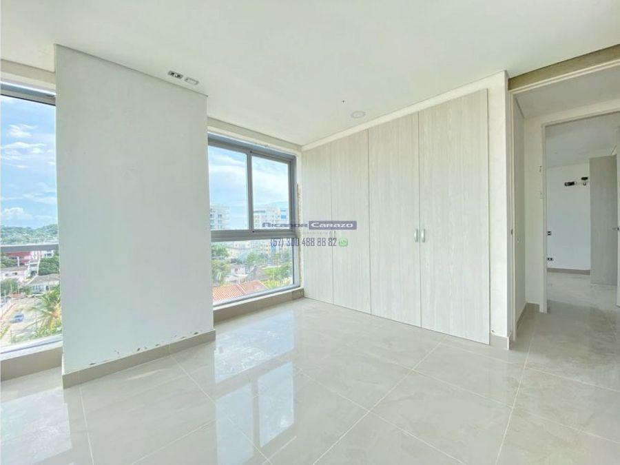 venta apartamento 3 alcobas en edificio ocean life crespo cartagena