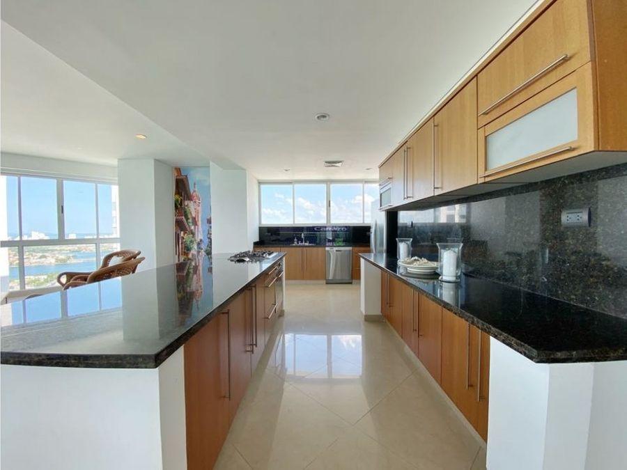 venta apartamento 3 habitaciones edificio horizontes en cartagena