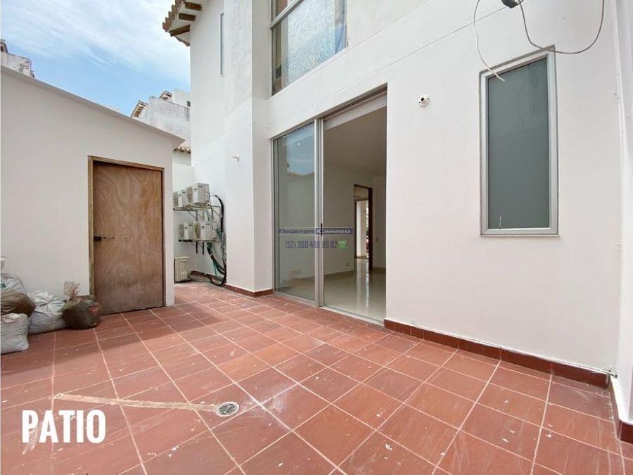 venta apartamento 3 habitaciones cartagena laguna club en zona norte