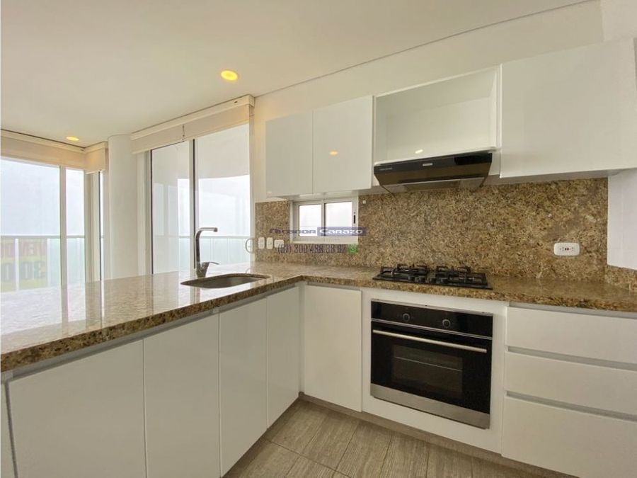 venta apartamento 3 habitaciones edificio oceana en crespo cartagena