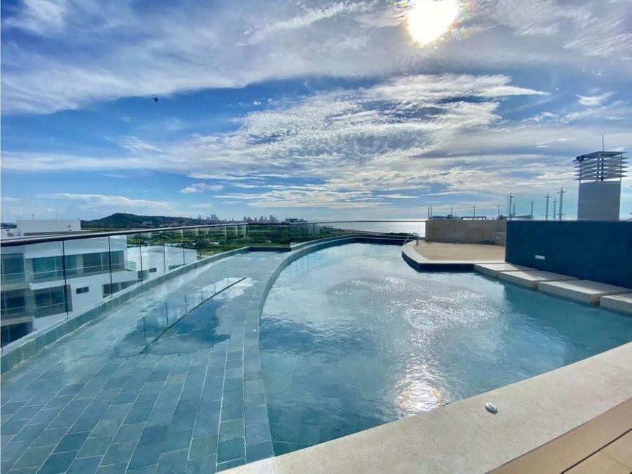 venta apartamento 3 habitaciones edificio solei en cielo mar cartagena