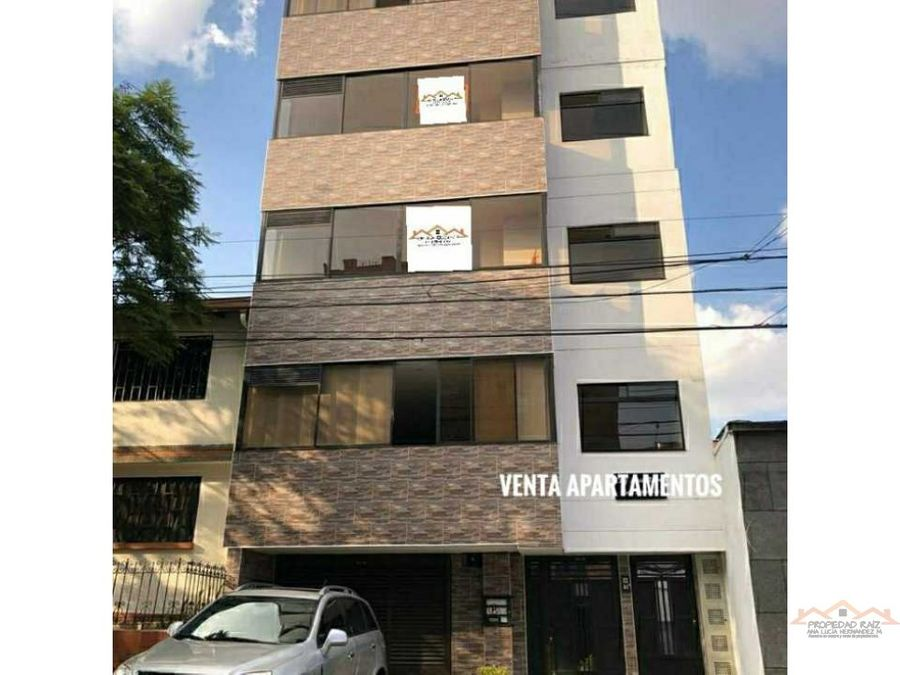 venta apartamentos en la castellana barrio sta teresita