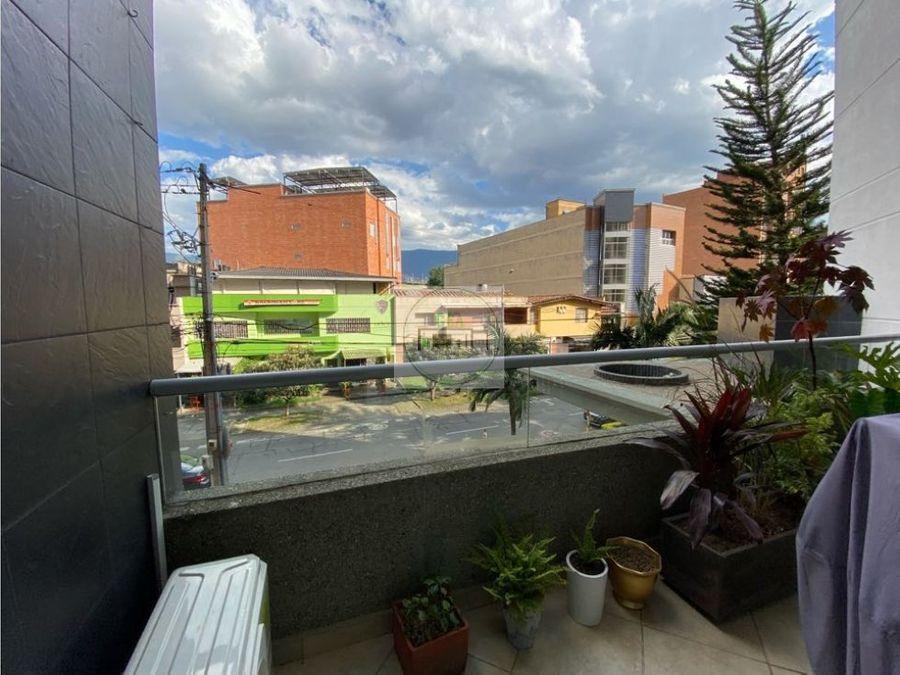 venta apartaestudio laureles medellin 444m2 construido 117m2 terraza