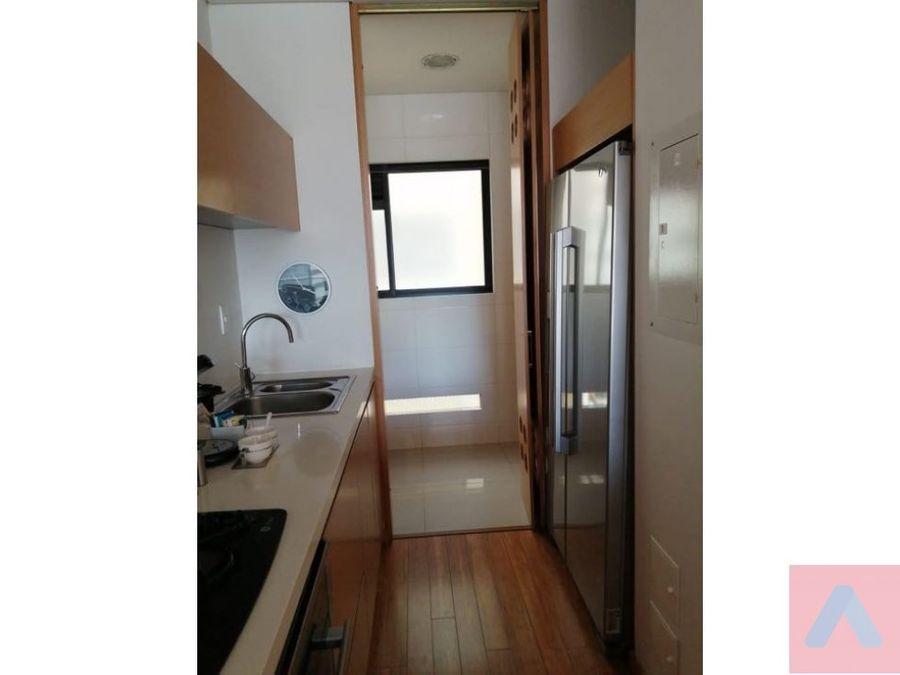 venta apto amoblado en chico parque 93 de 75 m2 2 alcobas balcon