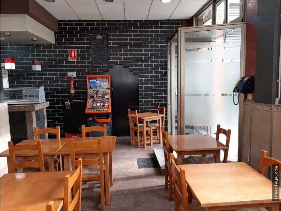 venta bar restc2 con salida humos en hospitalet