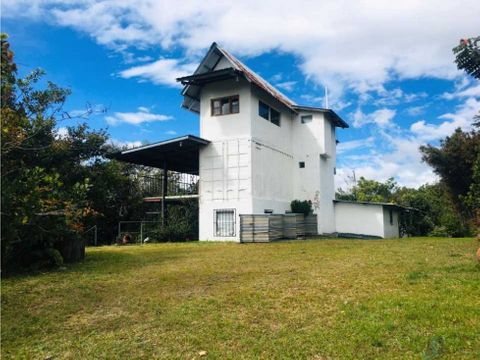 venta casa 3 rec 2986 m2 alto boquete