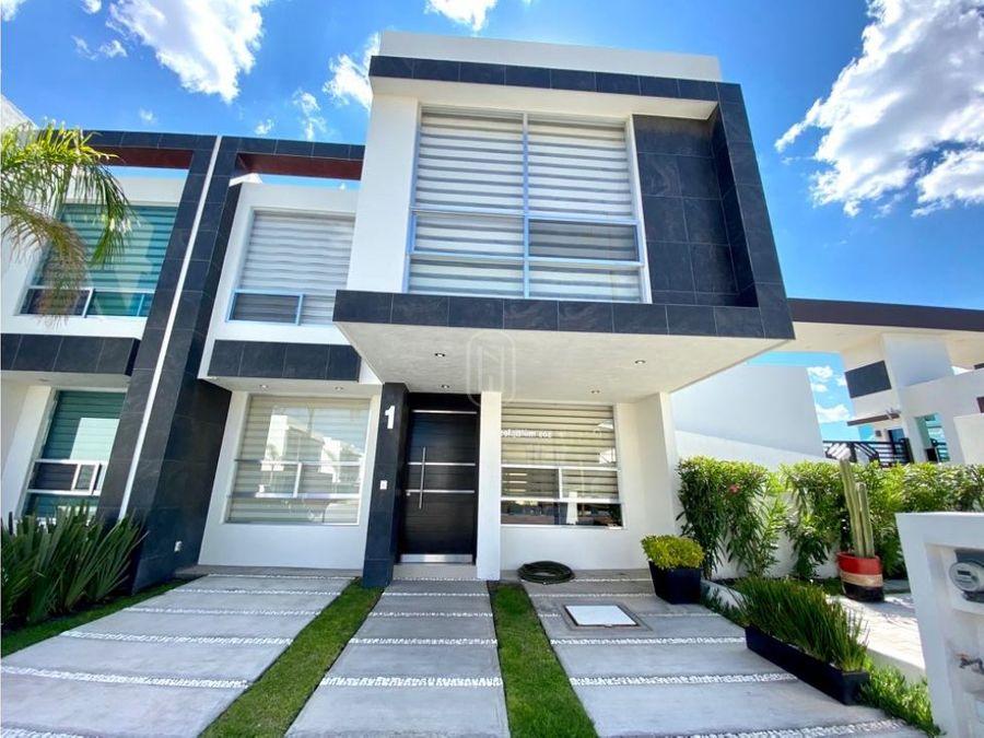 venta casa 3 recamaras zakia el marques queretaro