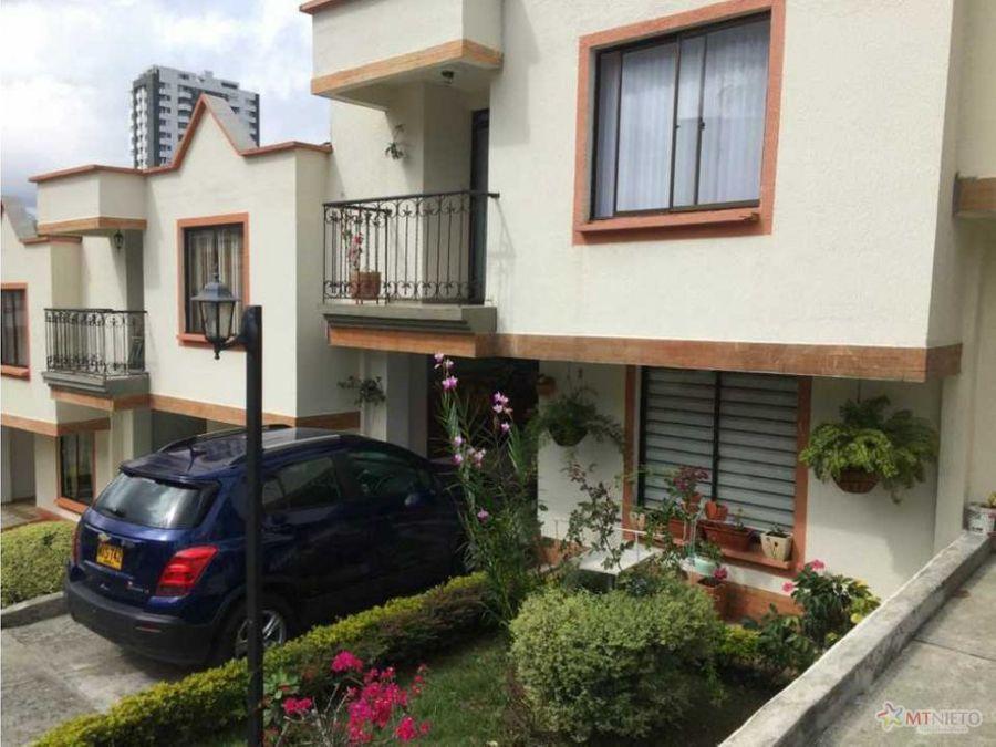 venta casa 164 m2 conjunto cerrado av 19