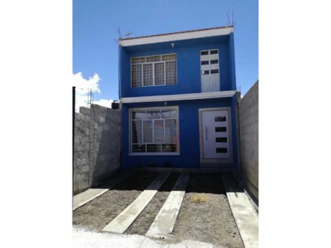 venta casa 2 niveles san miguel contla