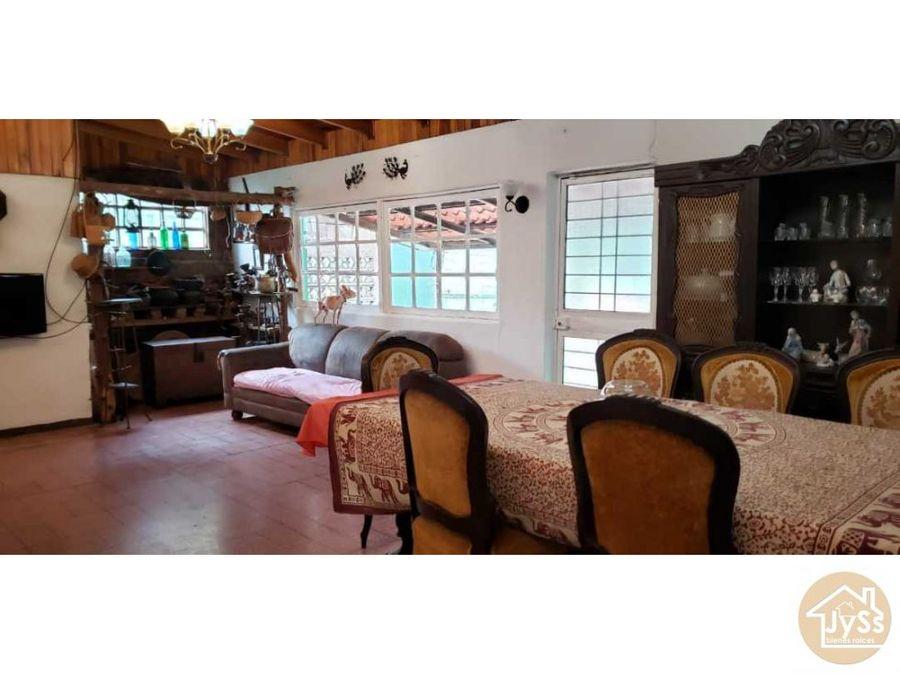 venta casa comercial resid barva centro 1177m2