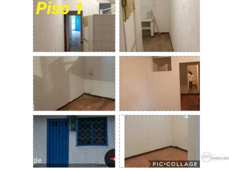 venta casa con 5 apartamentos independientes en el centro de armenia