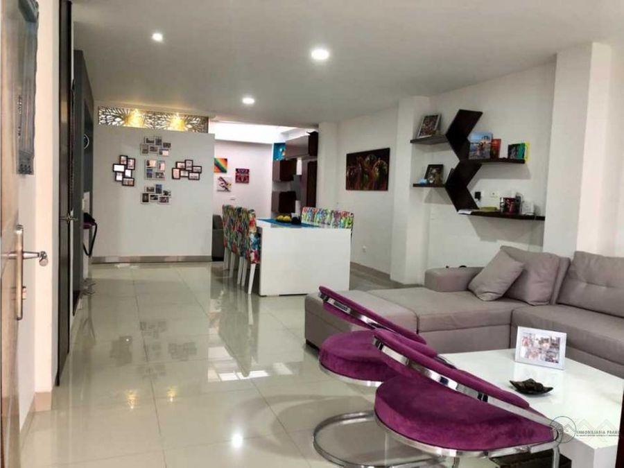 venta de casa avenida 19 norte sector colegio san luis rey armenia