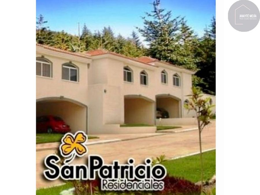 casa en venta condominio san patricio km29 carretera al salvador