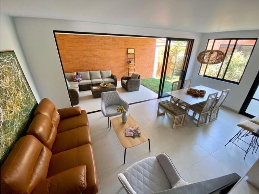 venta espectacular casa conjunto cerrado cerritos pereira