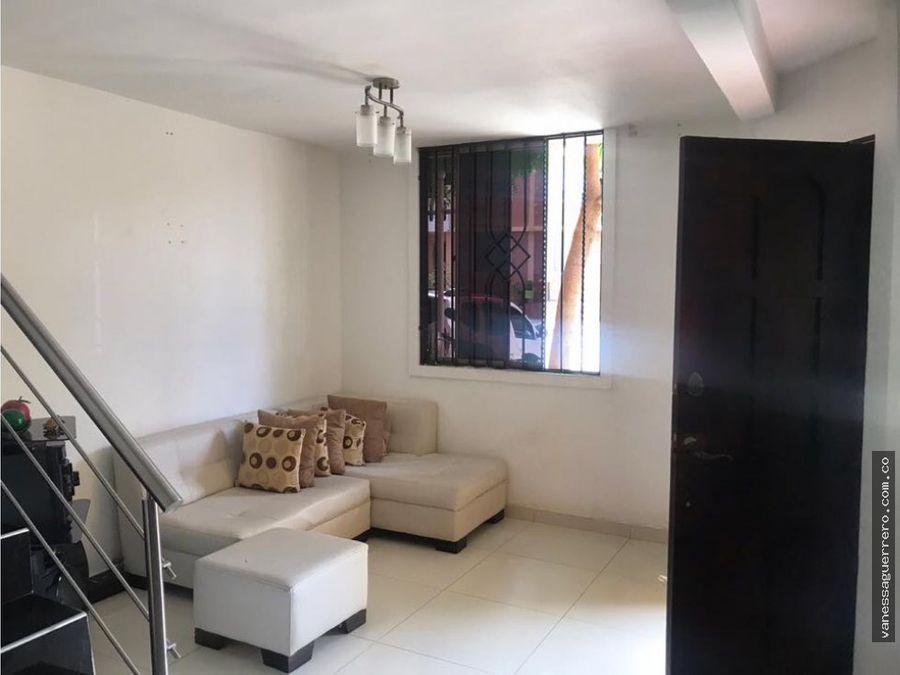venta casa conjunto en zona norte de barranquilla