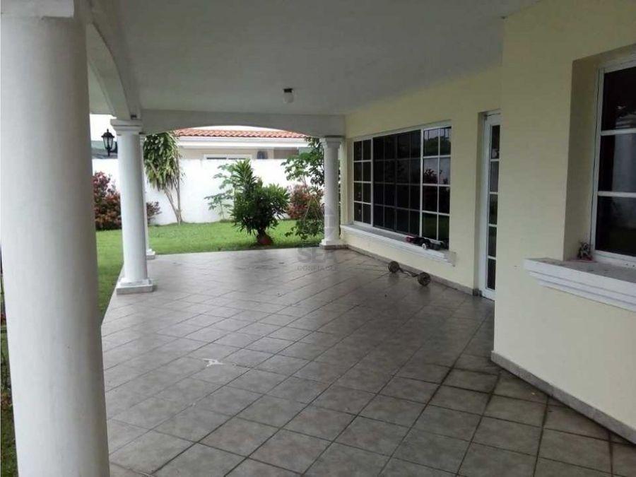 venta casa costa serena costa del este 686mt2 750k