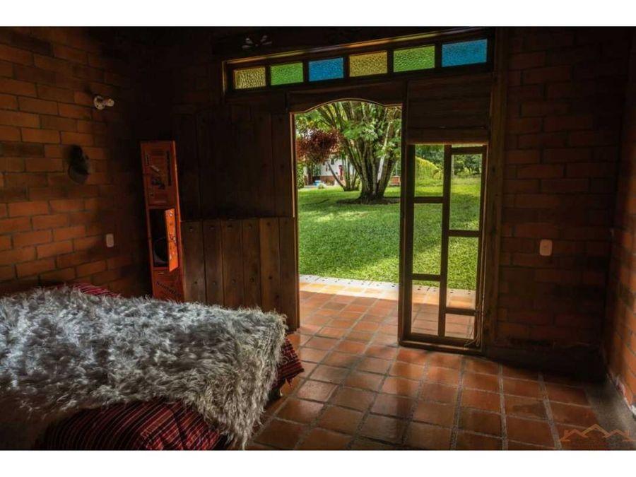 venta casa campestre en pereira risaralda