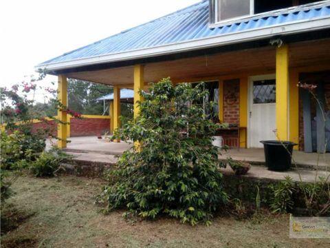 venta casa campestre via a sta rosa popayan