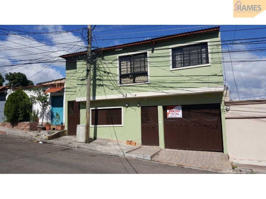 venta casa cerro grande zona 4 comayauela