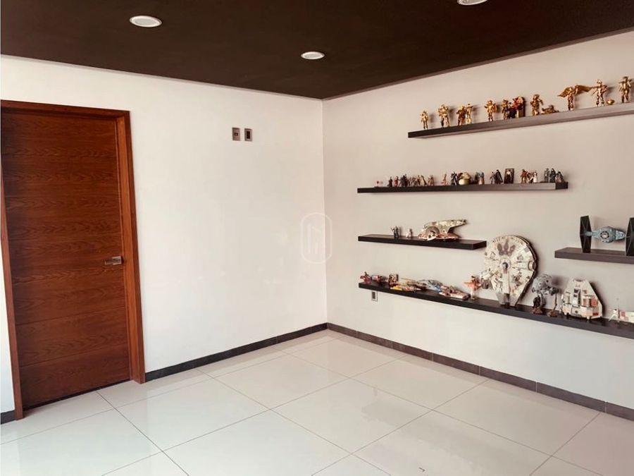 venta casa amueblada en privada centro sur queretaro