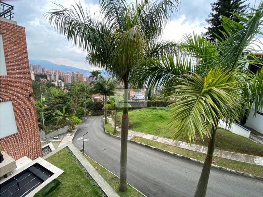 venta casa alto de las palmas poblado
