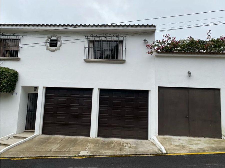 venta casa arrazola caes guatemala