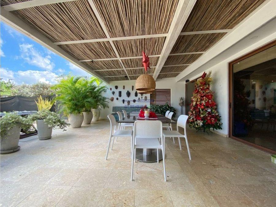 venta casa dos niveles en barcelona de indias cartagena zona norte