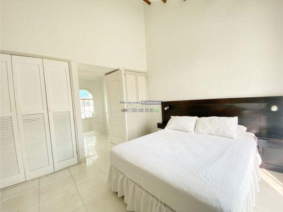 venta casa de playa conjunto solarium en la boquilla cartagena