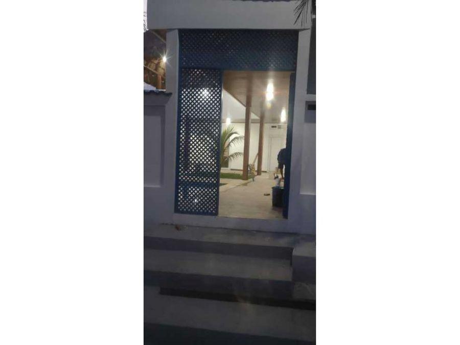 venta casa de playa monterrico