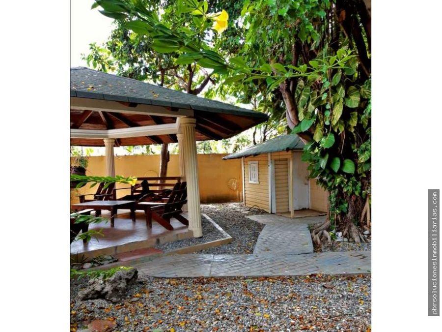 venta casa de playa palanque