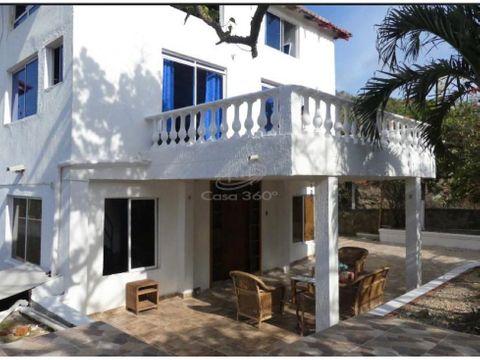 venta casa de playa villas de santa veronica atlantico